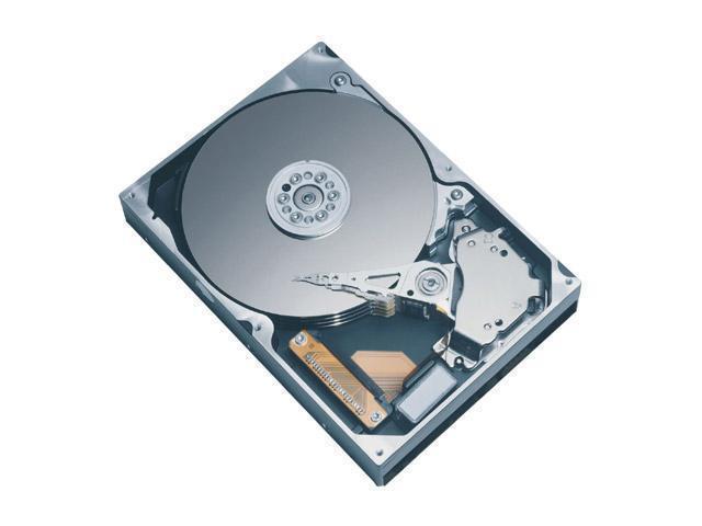 """Hitachi GST Deskstar E7K500 HDS725050KLA360 (0A31619) 500GB 7200 RPM 16MB Cache SATA 3.0Gb/s 3.5"""" Hard Drive -Bare Drive"""