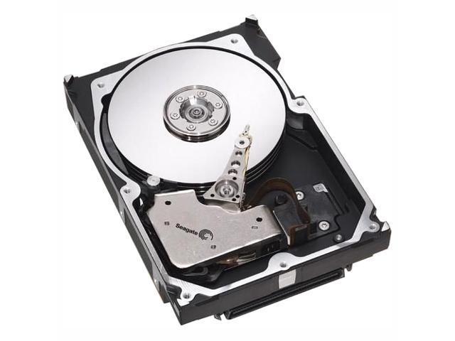 "Seagate Cheetah 10K.7 ST3300007LC 300GB 10000 RPM 8MB Cache SCSI Ultra320 80pin 3.5"" Hard Drive Bare Drive"