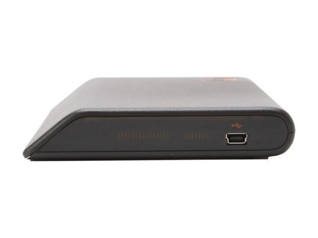Seagate FreeAgent Go 120GB USB 2.0 External Hard Drive ST901203FGA1E1-RK