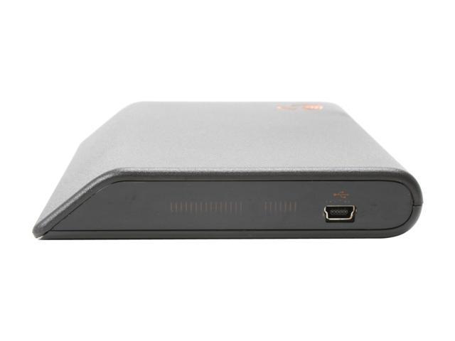 Seagate FreeAgent Go 160GB USB 2.0 External Hard Drive ST901603FGA1E1-RK