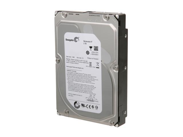 Seagate BarraCuda XT ST32000641AS 2TB 7200 RPM 64MB Cache SATA 6.0Gb/s 3.5