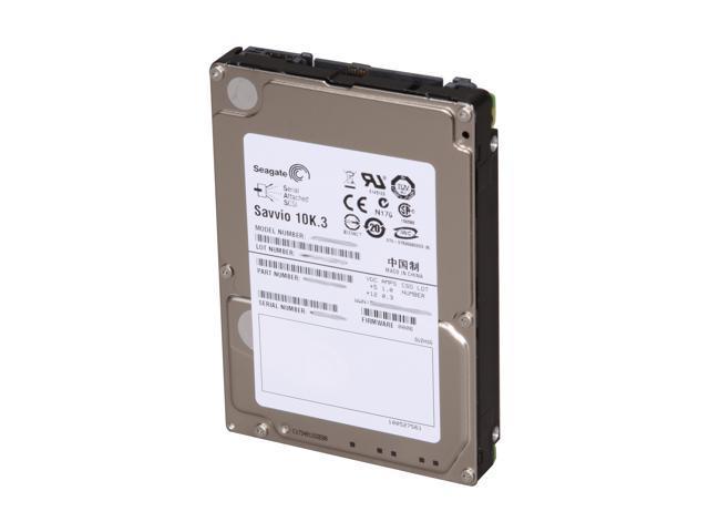 Seagate Savvio 10K.3 ST9300603SS 300GB 10000 RPM 16MB Cache SAS 6Gb/s 2.5