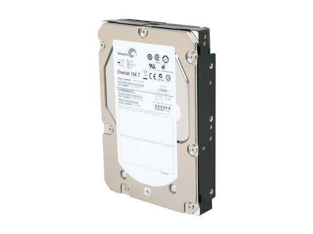 Seagate Cheetah 15K.7 ST3600057SS 600GB 15000 RPM 16MB Cache SAS 6Gb/s 3.5