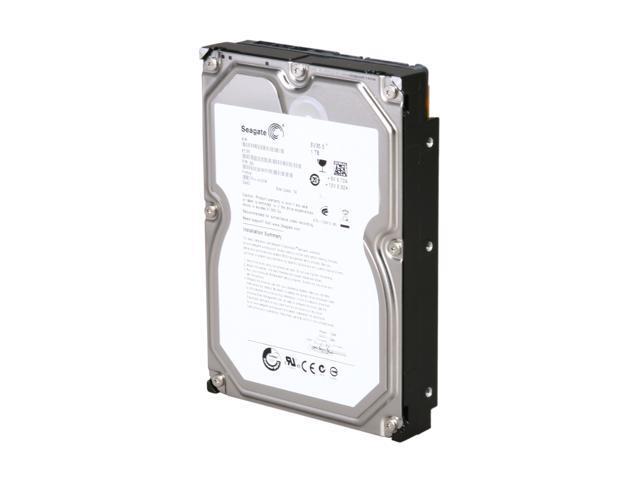 Seagate SV35.5 ST31000525SV 1TB 7200 RPM 32MB Cache SATA 3.0Gb/s Internal Hard Drive Retail