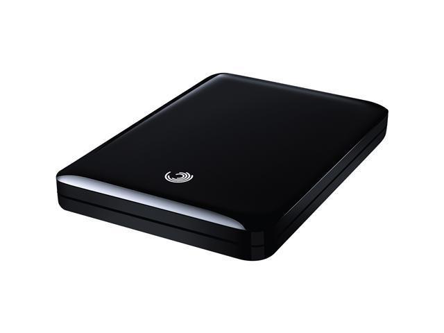 Seagate  FreeAgent GoFlex  500GB  Black  External Hard Drive STAB500500 - Retail