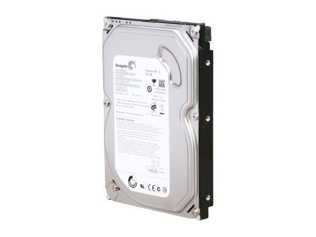 Seagate Pipeline HD ST3160316CS 160GB 5900 RPM 8MB Cache SATA 3.0Gb/s 3.5