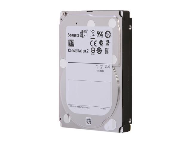 Seagate Constellation.2 ST9250610NS 250GB 7200 RPM 64MB Cache SATA 6.0Gb/s 2.5
