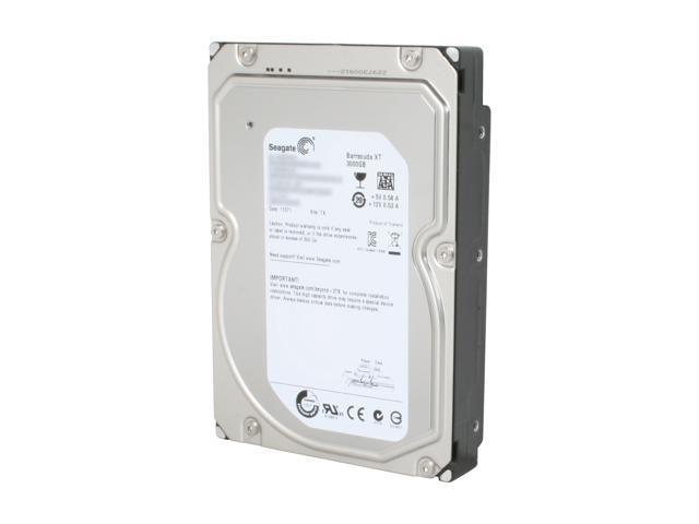 Seagate Barracuda XT ST33000651AS 3TB 7200 RPM 64MB Cache SATA 6.0Gb/s 3.5