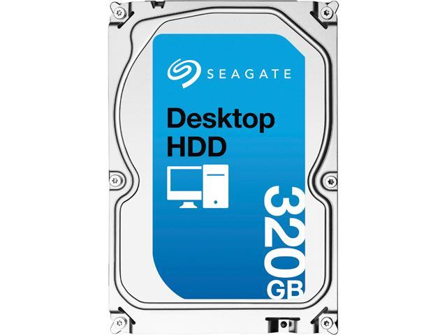 "Seagate Desktop HDD ST320DM000 320GB 16MB Cache SATA 6.0Gb/s 3.5"" Internal Hard Drive Bare Drive"
