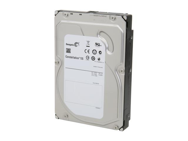 "Seagate Constellation ES ST1000NM0011 1TB 7200 RPM 64MB Cache SATA 6.0Gb/s 3.5"" Enterprise Hard Drive Bare Drive"
