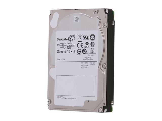 Seagate Savvio 10K.5 ST9300605SS 300GB 10000 RPM 64MB Cache SAS 6Gb/s 2.5