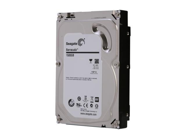 Seagate Barracuda ST1500DM003 1.5TB 7200 RPM 64MB Cache SATA 6.0Gb/s 3.5