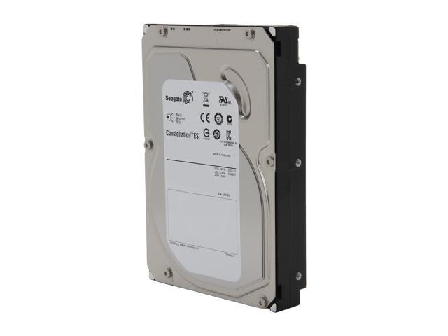 "Seagate Constellation ES ST1000NM0001 1TB 7200 RPM 64MB Cache SAS 6Gb/s 3.5"" Internal Enterprise Hard Drive Bare Drive"