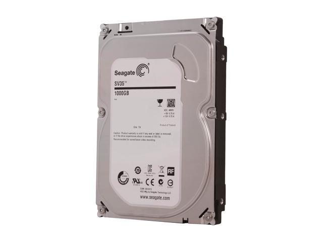Seagate SV35.6 ST1000VX000 1TB 7200 RPM 64MB Cache SATA 6.0Gb/s 3.5