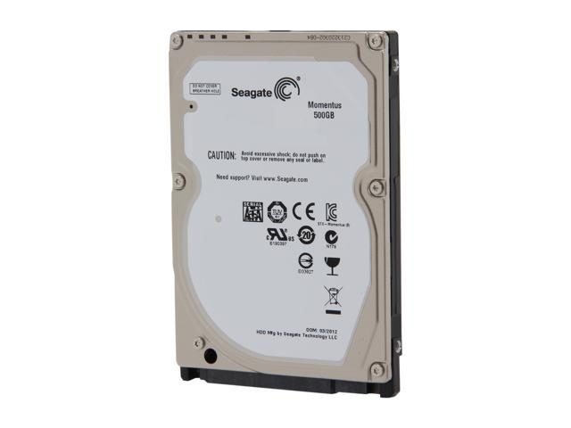 Seagate Momentus 7200.4 ST9500423AS 500GB 7200 RPM 16MB Cache SATA 3.0Gb/s 2.5