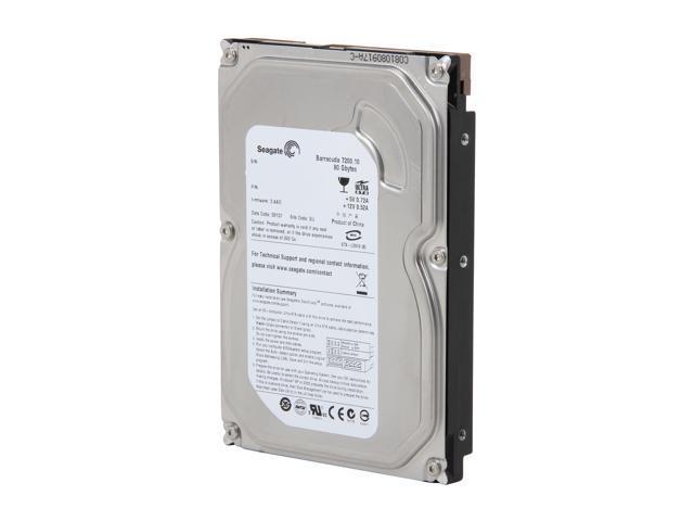 "Seagate ST3800215A 80GB IDE Ultra ATA100 / ATA-6 3.5"" Hard Drive Bare Drive"