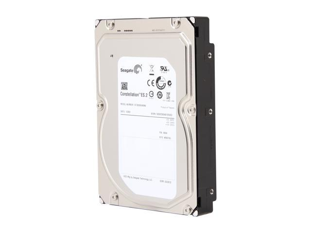 "Seagate Constellation ES.2 ST32000645NS 2TB 7200 RPM 64MB Cache SATA 6.0Gb/s 3.5"" Enterprise Internal Hard Drive Bare Drive"