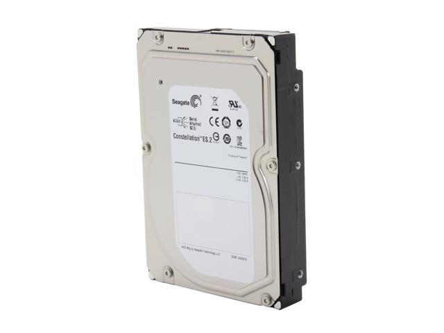 "Seagate Constellation ES.2 ST32000645SS 2TB 7200 RPM 64MB Cache SAS 6Gb/s 3.5"" Internal Hard Drive Bare Drive"