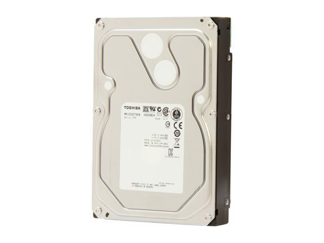 "TOSHIBA MK1002TSKB 1TB 7200 RPM 64MB Cache SATA 3.0Gb/s 3.5"" Enterprise Hard Drive"
