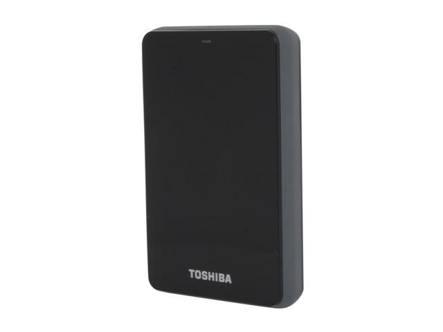 TOSHIBA 1TB Canvio 3.0 Portable Hard Drive USB 3.0 Model HDTC610XK3B1 Black