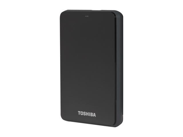 TOSHIBA 500GB Canvio 3.0 Portable Hard Drive USB 3.0 Model HDTC605XK3A1 Black