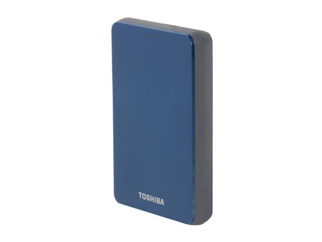 TOSHIBA 1TB Canvio 3.0 Portable Hard Drive USB 3.0 Model HDTC610XL3B1 Blue