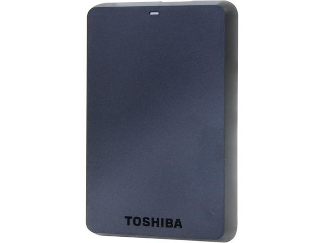 TOSHIBA 1.5TB Canvio Basics 3.0 Portable Hard Drive USB 3.0 Model HDTB115XK3BA Black
