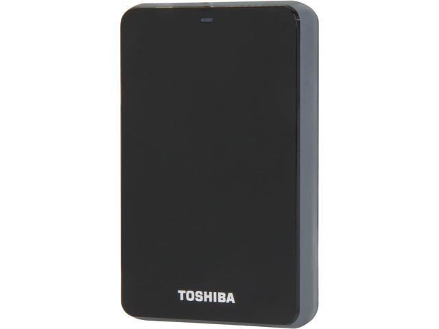 TOSHIBA 1.5TB Canvio 3.0 Plus Portable Hard Drive USB 3.0 Model HDTC615XK3B1 Black