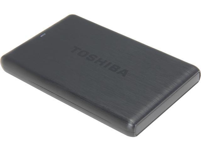 TOSHIBA 1TB USB 3.0 Portable Hard Drive Black