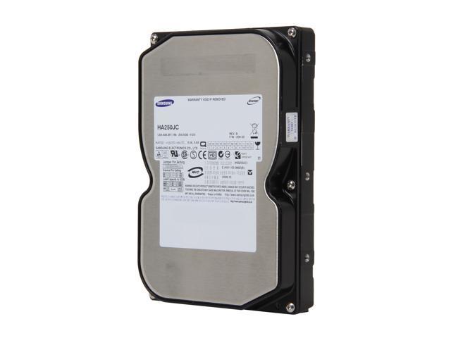 SAMSUNG HA250JC 250GB 5400 RPM 2MB Cache IDE Ultra ATA100 / ATA-6 3.5