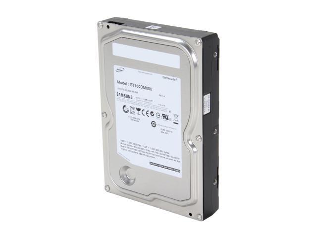 SAMSUNG HD163GJ 160GB 7200 RPM 16MB Cache SATA 3.0Gb/s 3.5