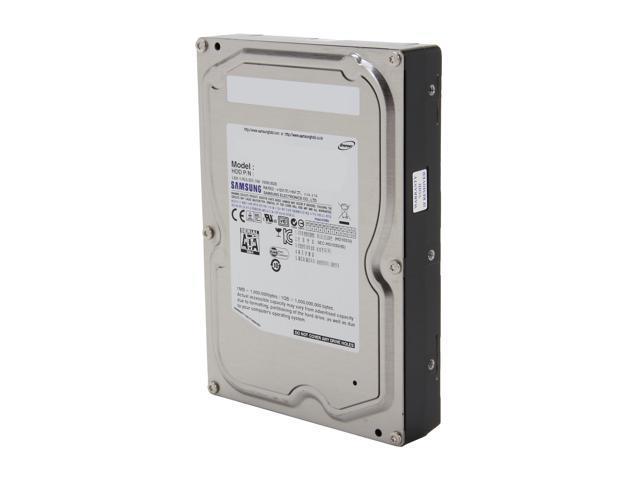 """SAMSUNG F2EG HD103SI 1TB SATA 3.0Gb/s 3.5"""" Internal Hard Drive Bare Drive"""