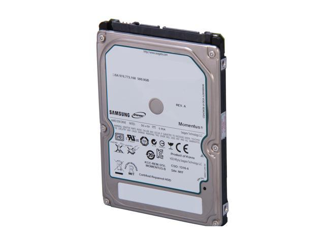 Seagate/SUMSUNG Spinpoint M7E ST500LM011 / HM501II 500GB 5400 RPM 8MB Cache SATA 3.0Gb/s 2.5