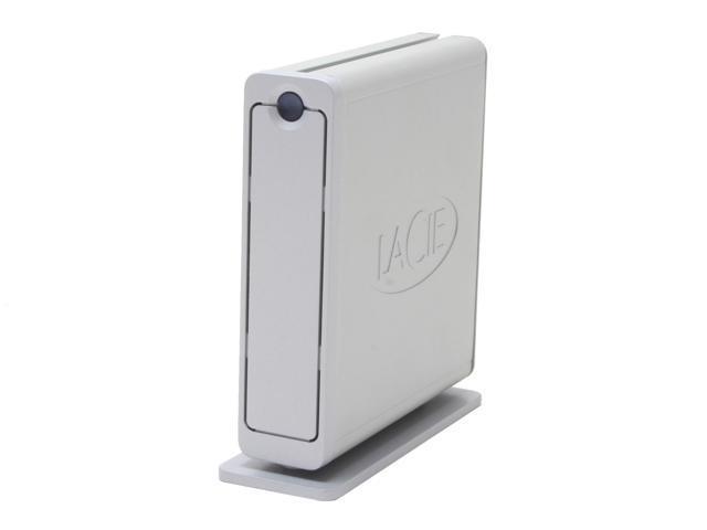LaCie d2 160GB USB 2.0 / IEEE 1394a / 1394b External Hard Drive 301033U