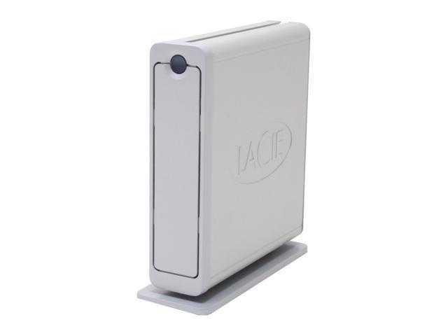 LaCie d2 250GB USB 2.0 / IEEE 1394a / 1394b External Hard Drive 300790U