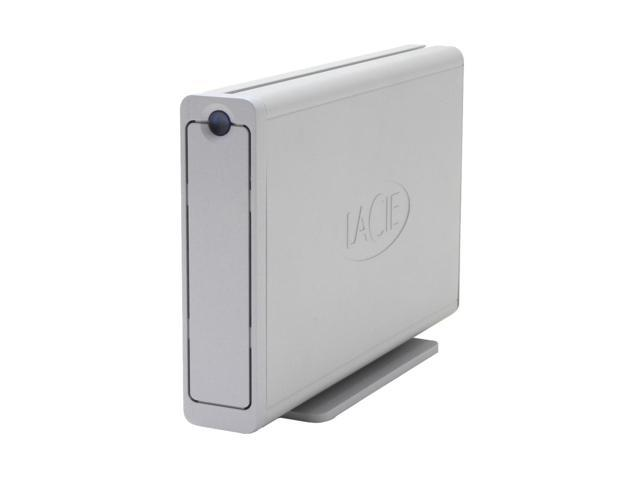 "LACIE Big Disk Extreme 1TB 7200 RPM 3.5"" USB 2.0 / IEEE 1394a / 1394b External Hard Drive Model 300797U"