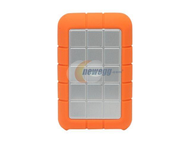 "LACIE Rugged 500GB 5400 RPM 2.5"" USB 2.0 / Firewire400 / Firewire800 Mac Storage Model 301371"