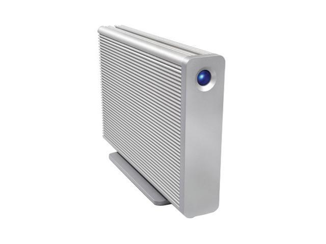 LaCie Big Disk Quadra 3TB USB 2.0 / Firewire400 / Firewire800 / eSATA 3.5