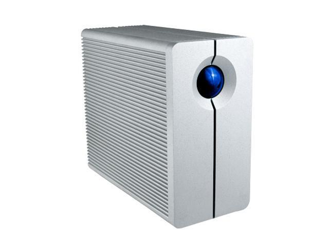 LACIE 301508U 3TB 2big Network 2 Professional 2-Bay RAID Server