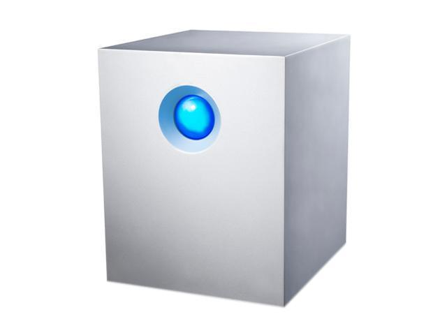 LACIE 301532U 5TB 5big Storage Server Professional File-Sharing Appliance for Small and Medium Businesses