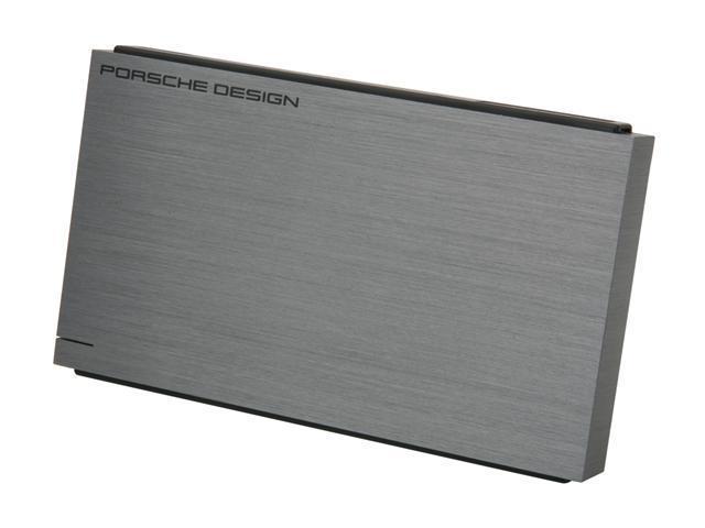 LaCie 500GB Porsche Design P'9220 External Hard Drive USB 3.0 Model LAC301998