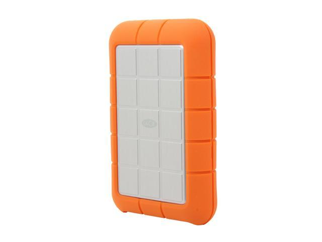 LaCie 1TB Rugged Triple Portable External Hard Drive USB 3.0 / 2 X  Firewire800 Model LAC301984
