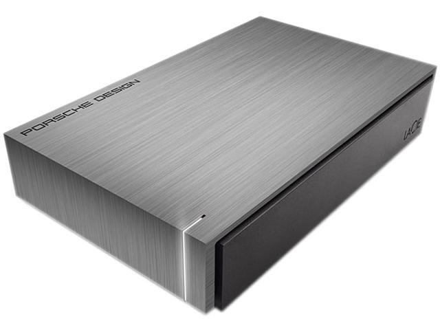 """LaCie Porsche Design P'9230 3TB USB 3.0 3.5"""" Desktop External Hard Drive LAC302003"""