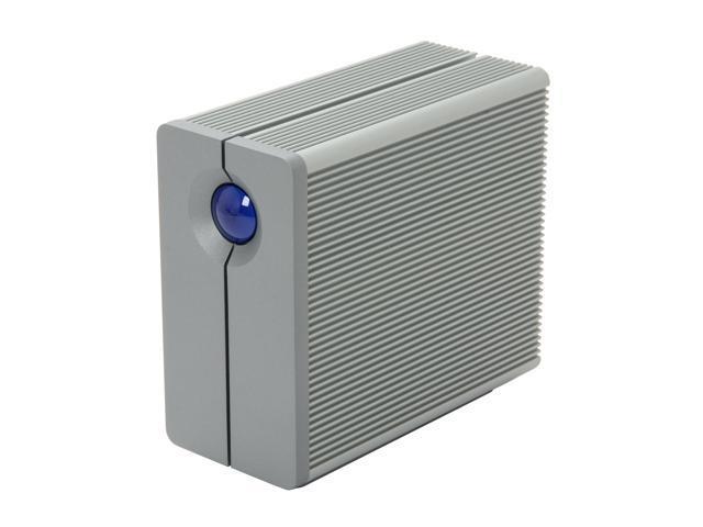 LaCie 2big Quadra 4TB USB 3.0 / 2 x FireWire 800 3.5
