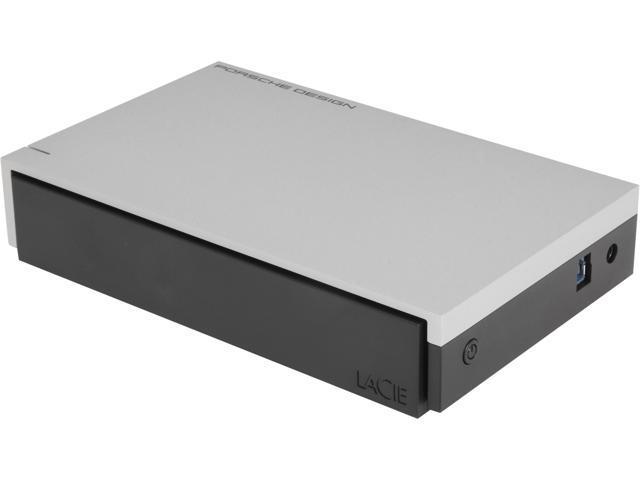 LaCie Porsche Design P'9233 3TB USB 3.0 Desktop External Hard Drive for Mac Model 9000302