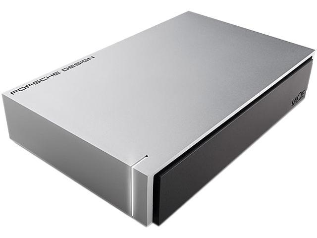 LaCie Porsche Design P'9233 8TB USB 3.0 Desktop External Hard Drive for Mac Model 9000604