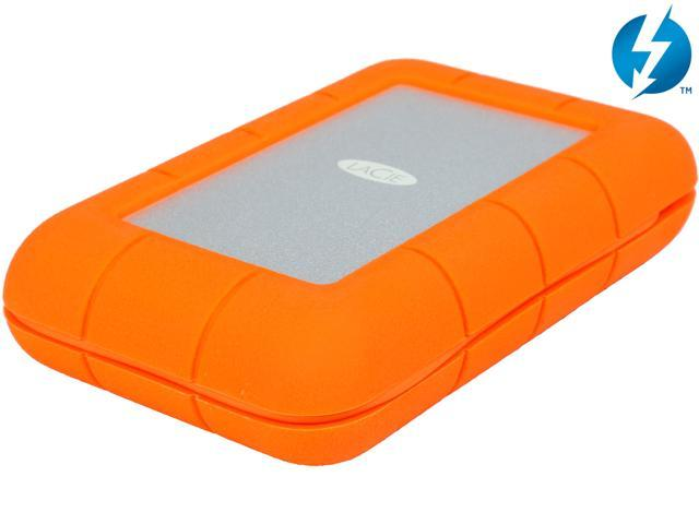 LaCie 4TB Rugged RAID Portable External Hard Drive Thunderbolt & USB 3.0 Model 9000601