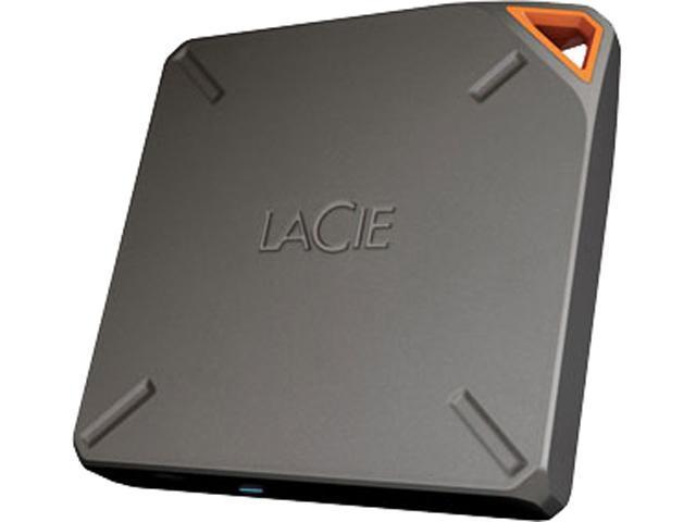 LaCie FUEL 1TB Wireless Storage STFL1000100
