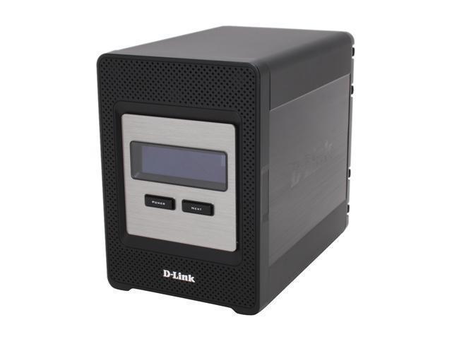 D-Link DNS-343-2TB 2TB (1TB x2) Network Storage