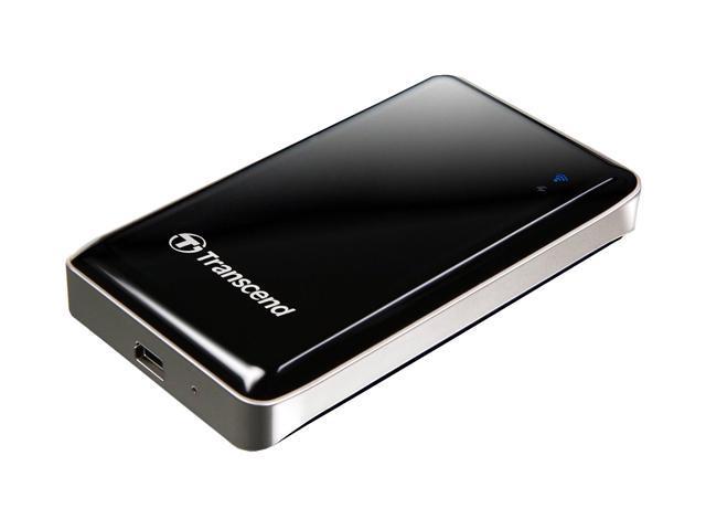 Transcend 32GB StoreJet Cloud External Hard Drive USB 2.0 / WiFi Model TS32GSJC10K